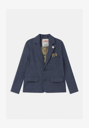 TAJO - Blazer jacket - dark blue