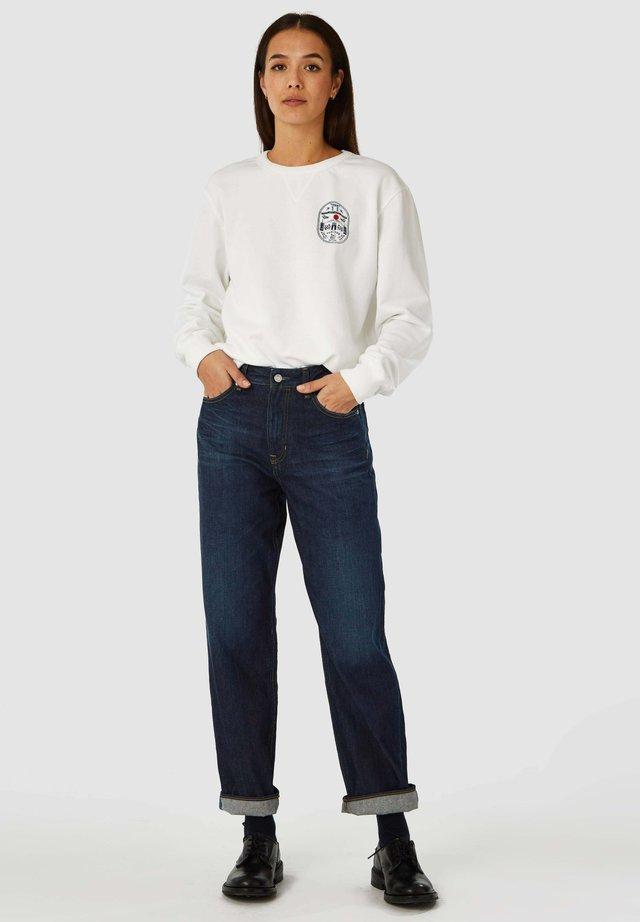 Straight leg jeans - kitosan dark used