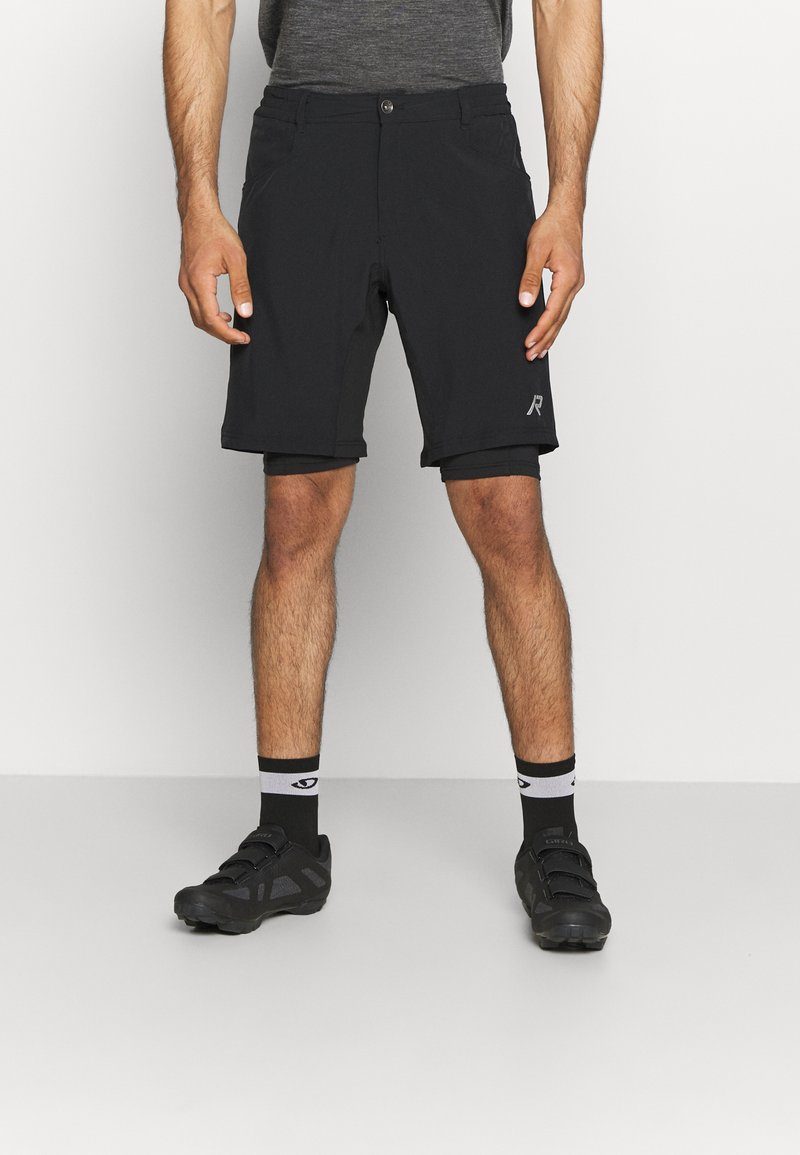 Rukka - RAINIO - Sports shorts - black