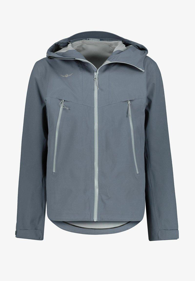 Kaikkialla - Outdoor jacket - grau