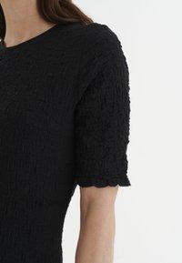 InWear - Maxi dress - black - 5