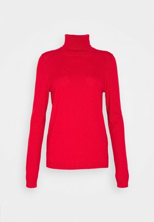TURTLE - Sweter - red