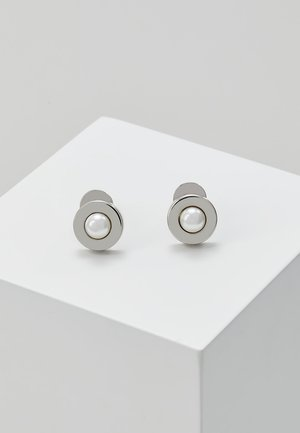 AGNETHE - Boucles d'oreilles - silver-coloured
