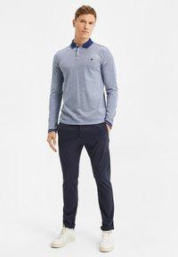 WE Fashion - Polo shirt - greyish blue - 1
