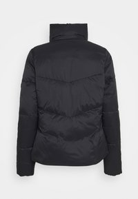 Barbour International - KENDREW QUILT - Zimní bunda - black - 1