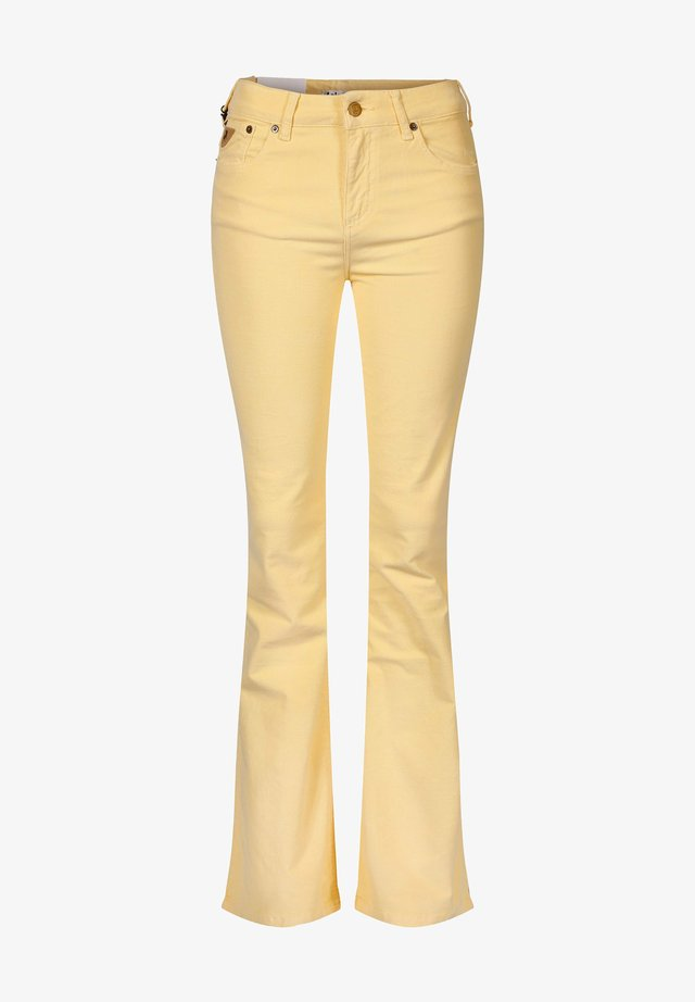 RAVAL - Flared jeans - double cream