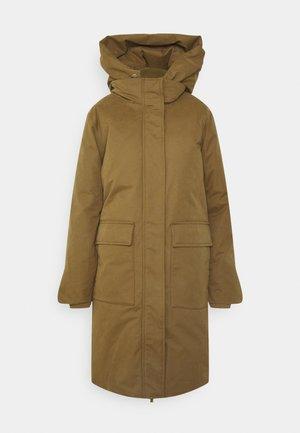 ALILLA - Down coat - butternut