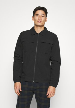 SLHNILES - Summer jacket - black
