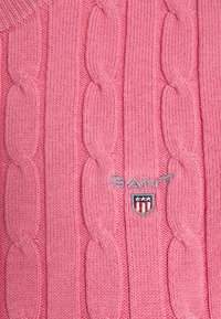GANT - CABLE CREW - Jumper - chateau rose - 6