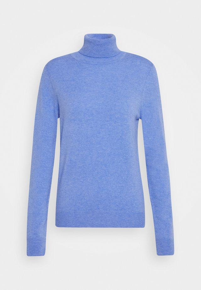 Strikpullover /Striktrøjer - med blue