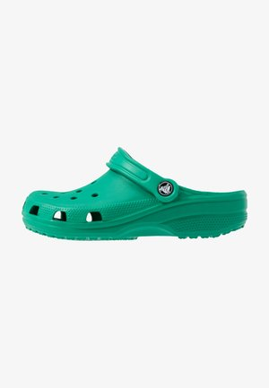 CLASSIC UNISEX - Pool slides - deep green