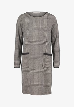 Day dress - grau/schwarz
