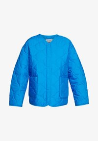 NOVA QUILTED JACKET - Lehká bunda - bright blue