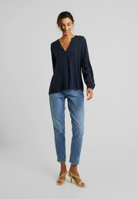 Part Two - TONNIE - Blouse - dark navy - 1