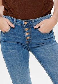 JDY - Flared Jeans - light blue denim - 4