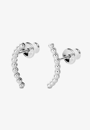 CHAMPAGNE EARRINGS - Oorbellen - silver