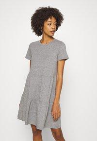 GAP - TIERD - Jersey dress - heather grey - 0