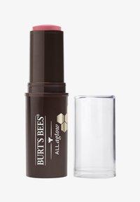 Burt's Bees - LIP & CHEEK STICK - Lipstick - peony pool - 0