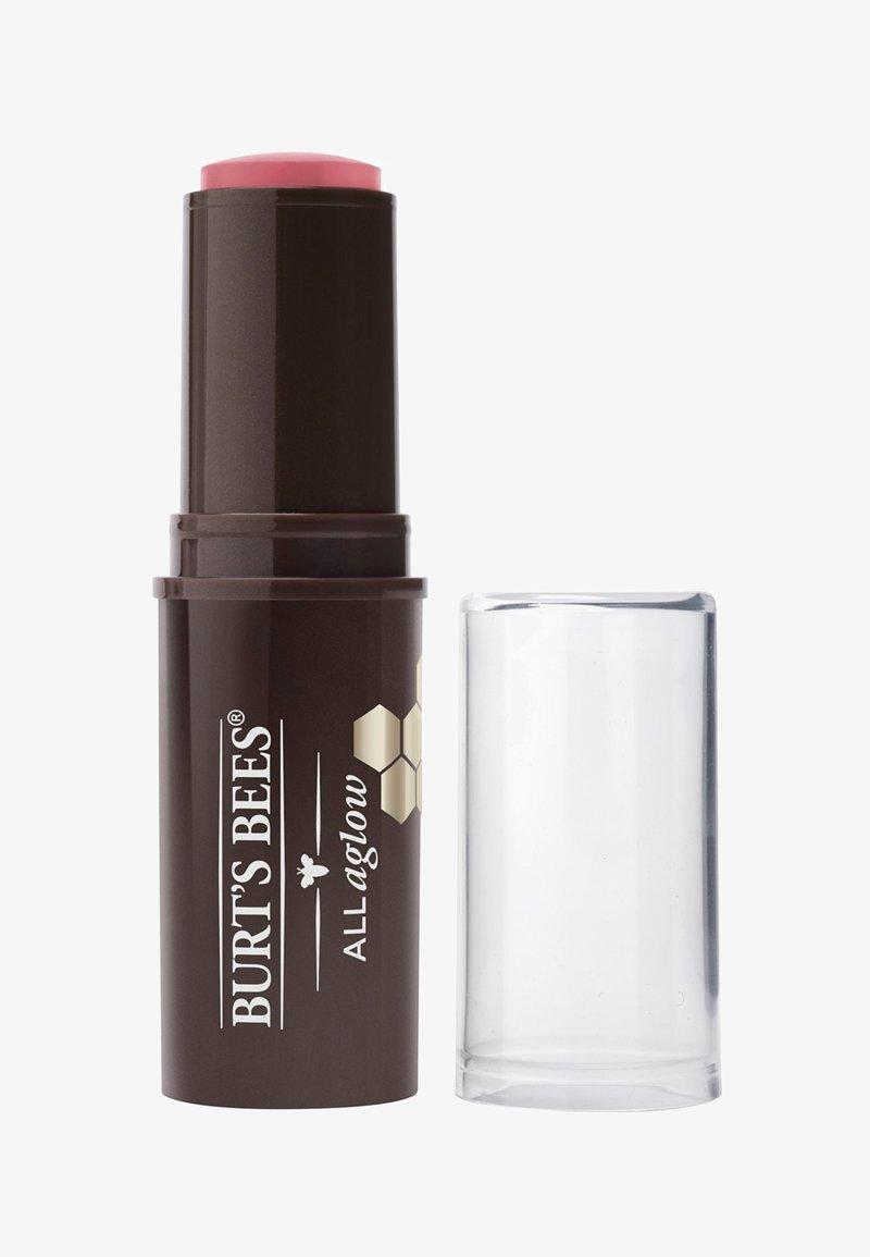 Burt's Bees - LIP & CHEEK STICK - Lipstick - peony pool