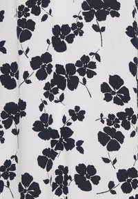 GAP - T-shirts med print - navy white floral - 2
