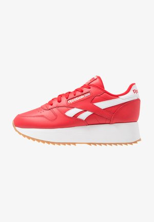DOUBLE - Zapatillas - primal red/white/cobalt
