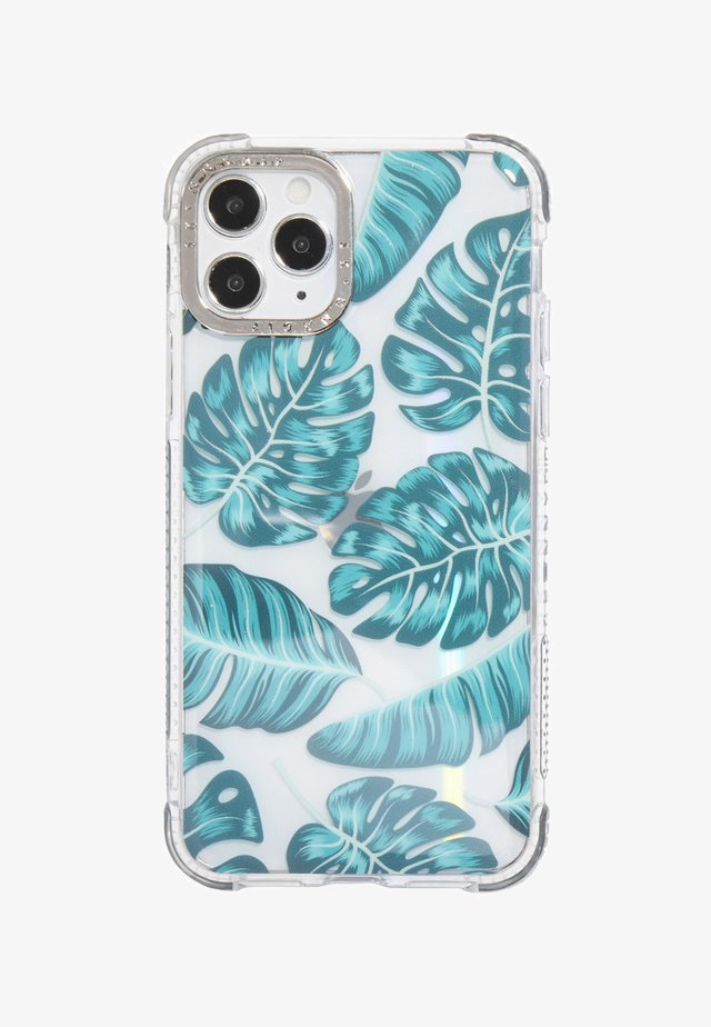 PALM SHOCK CASE - IPHONE XS MAX / 11 PRO MAX - Telefoonhoesje - holographic