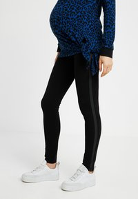 Noppies - SIGRID - Leggings - Trousers - black - 0