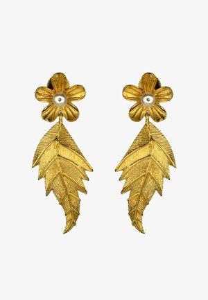 ASOPALAV - Oorbellen - gold