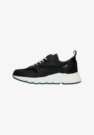 MIT KROKOMUSTER - Sneakers laag - schwarz