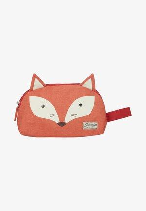 Pencil case - orange