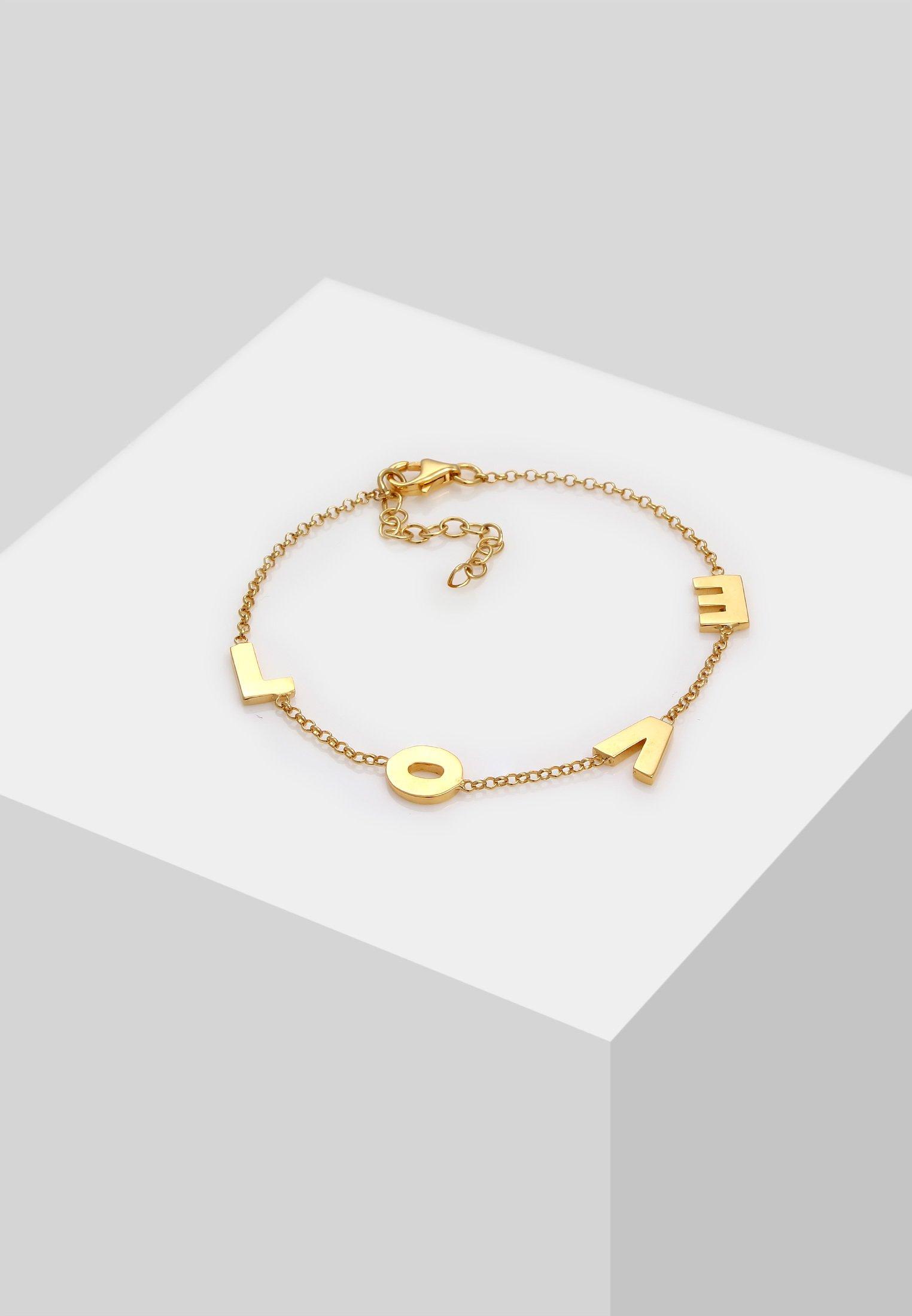 Femme LOVE LETTERING - Bracelet