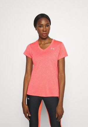 TECH SSV TWIST - Sports shirt - salmon
