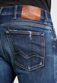 Replay - JONDRILL - Slim fit jeans - medium blue - 3