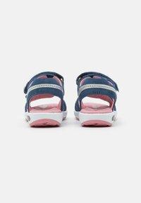 Superfit - EMILY - Sandals - blau/rosa - 2