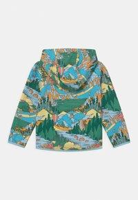 Burton - TODDLERS CROWN WEATHERPROOF FULL-ZIP UNISEX - Soft shell jacket - green/multi-coloured - 1