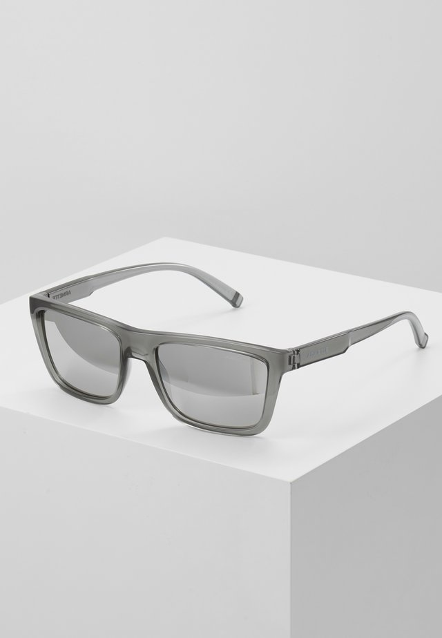 Sonnenbrille - transparent grey