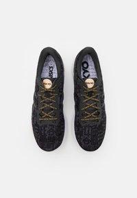 ASICS - GLIDERIDE SOUND TOKYO - Neutral running shoes - black/graphite grey - 3