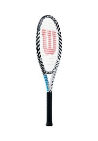 "Wilson - ""ULTRA 26 BOLD EDITION""  - Tennis racket - schwarz/rot - 1"