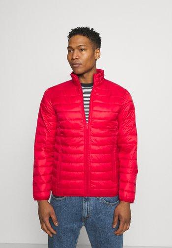 Light jacket - red