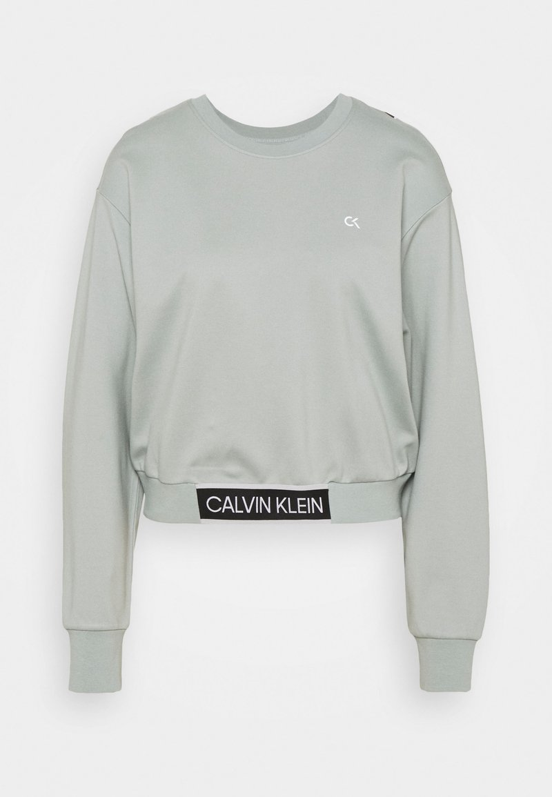 Calvin Klein Performance - Sudadera - green