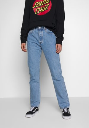 501® JEANS FOR WOMEN - Vaqueros rectos - luxor indigo