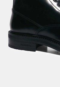 AllSaints - BRITT - Lace-up ankle boots - black - 4