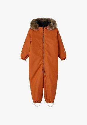 Snowsuit - bombay brown