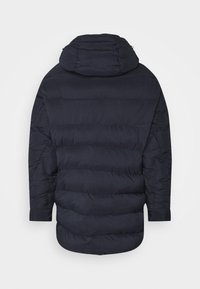 Henrik Vibskov - TILES LONG COAT - Winter jacket - navy - 12