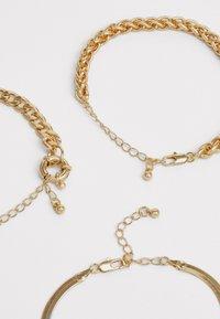 Pieces - PCKAMELIA BRACELETS 3 PACK - Bracelet - gold-coloured - 1