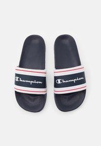 Champion - CLEARWATER - Sandály do bazénu - new navy - 3