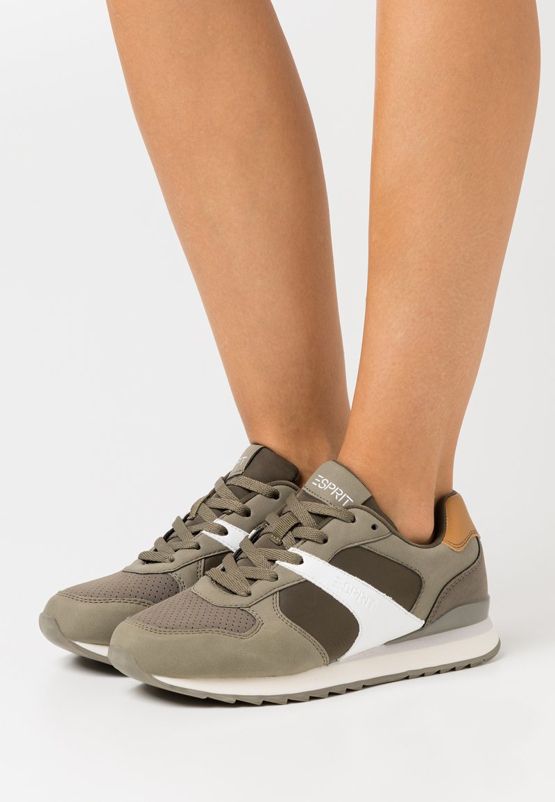 Esprit - AMBRO  - Zapatillas - leaf green