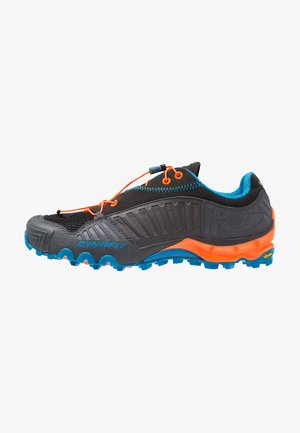 FELINE SL - Laufschuh Trail - magnet/fluo orange