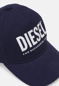 Diesel - FTOLLYB CAPPELLO UNISEX - Kšiltovka - classic bluette - 3
