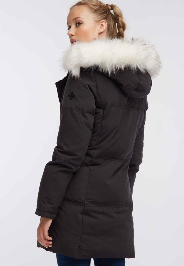 Exclusive Wholesale myMo Winter coat - black | women's clothing 2020 Kyeeg